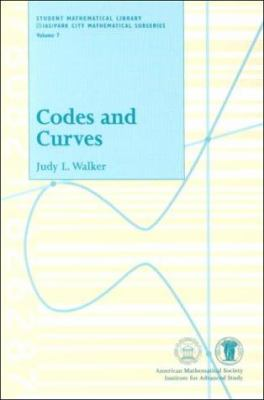 Cover image for Codes and curves