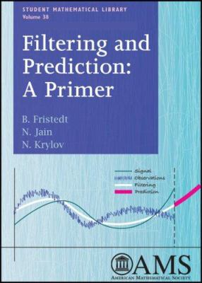Cover image for Filtering and prediction : a primer