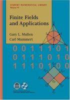 Cover image for Finite fields and applications