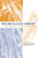 Cover image for Wood and cellulosic chemistry