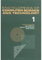 Cover image for Encyclopedia of computer science and technology