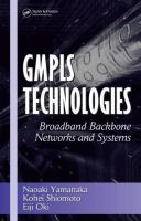 Cover image for GMPLS technologies : broadband backbone networks and systems