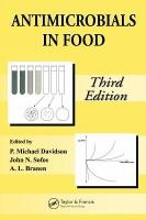 Cover image for Antimicrobials in foods
