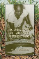 Cover image for Industrialization of indigenous fermented foods