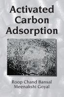 Cover image for Activated carbon adsorption