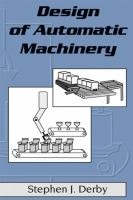 Cover image for Design of automatic machinery