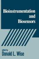 Cover image for Bioinstrumentation and biosensors