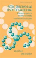 Cover image for Product development and design for manufacturing : a collaborative approach to producibility and reliability