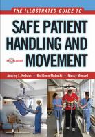 Cover image for The illustrated guide to safe patient handling and movement