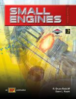Cover image for Small engines