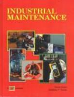 Cover image for Industrial maintenance