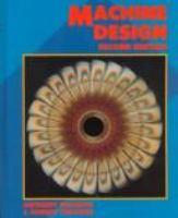 Cover image for Machine design