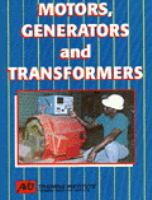 Cover image for Motors, generators, and transformers
