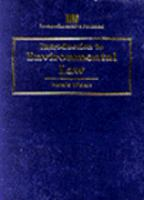 Cover image for Introduction to environmental law