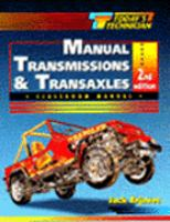 Cover image for Manual transmissions and transaxles