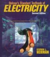 Cover image for Delmar's standard textbook of electricty