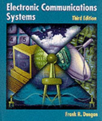 Cover image for Electronic communications systems