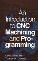 Cover image for An introduction to CNC machining & programming