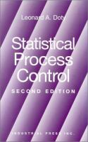 Cover image for Statistical process control