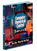 Cover image for Computer numerical control simplified