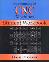 Cover image for Programming of CNC machines : student workbook