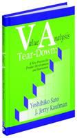 Cover image for Value analysis tear-down : a new process for product development and innovation