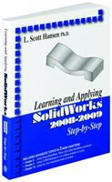 Cover image for Learning and applying SolidWorks 2008-2009 step-by-step