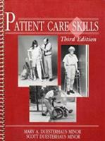 Cover image for Patient care skills