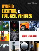 Cover image for Hybrid, electric and fuel-cell vehicles
