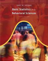 Cover image for Basic statistics for the behavioral sciences