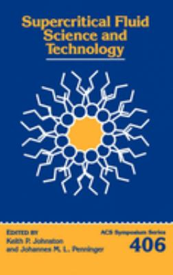 Cover image for Supercritical fluid science and technology