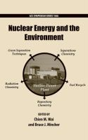 Cover image for Nuclear energy and the environment