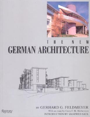 Cover image for The new German architecture
