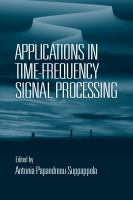 Cover image for Applications in time-frequency signal processing