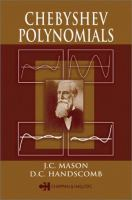 Cover image for Chebyshev polynomials