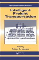 Cover image for Intelligent freight transportation