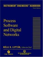 Cover image for Instrument engineers' handbook : process software and digital networks