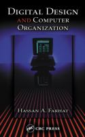 Cover image for Digital design and computer organization