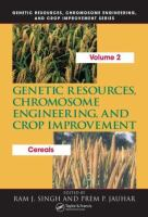 Cover image for Genetic resources, chromosome engineering, and crop improvement