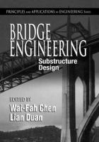 Cover image for Bridge engineering : substructure design