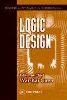 Cover image for Logic design
