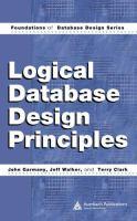 Cover image for Logical database design principles