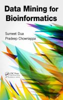 Cover image for Data mining for bioinformatics