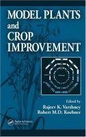 Cover image for Model plants and crop improvement