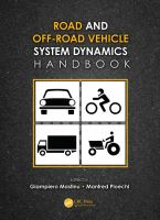 Cover image for Road and off-road vehicle system dynamics handbook