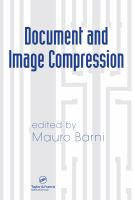 Cover image for Document and image compression