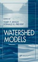 Cover image for Watershed models