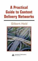 Cover image for A practical guide to content delivery networks