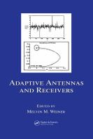 Cover image for Adaptive antennas and receivers