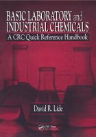 Cover image for Basic laboratory and industrial chemicals : a CRC quick reference handbook